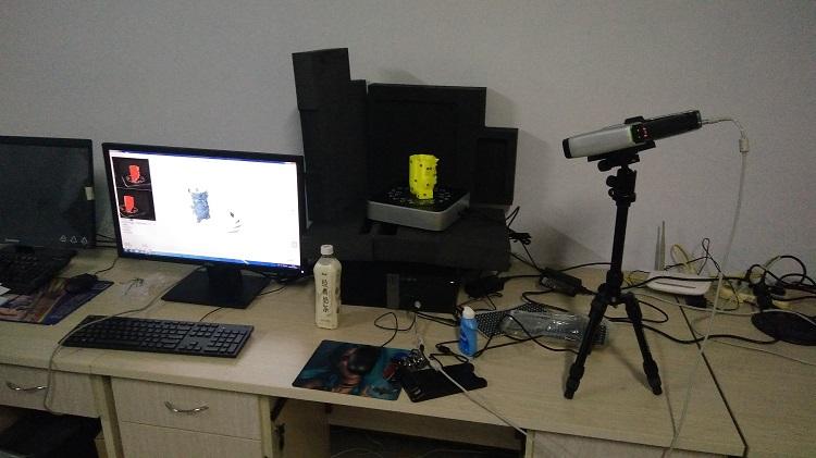 手持式多功能三维扫描仪