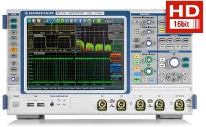德国R&S®RTE 数字示波器(200MHz-2GHz)