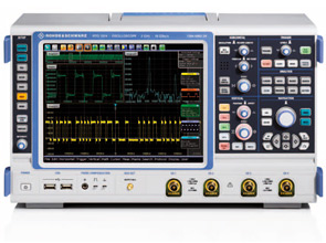 德国R&S®RTM数字示波器(200MHz-1GHz)