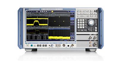 R&S®FSW 频谱与信号分析仪
