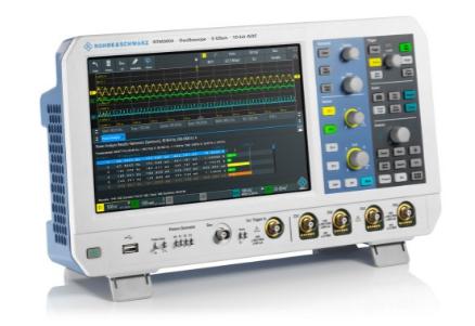 R&S®RTM3000 示波器